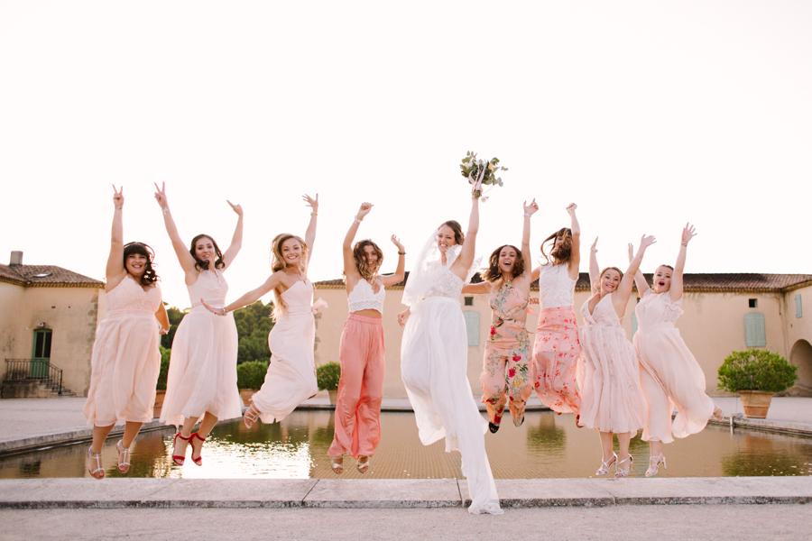 My Blue Sky Wedding - photographe mariage Provence