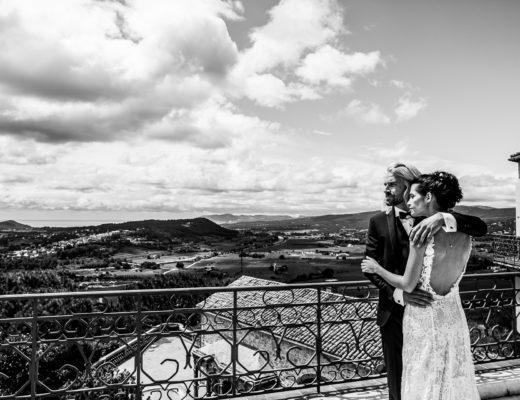 photographe de mariage au Château des Costes Le Castellet