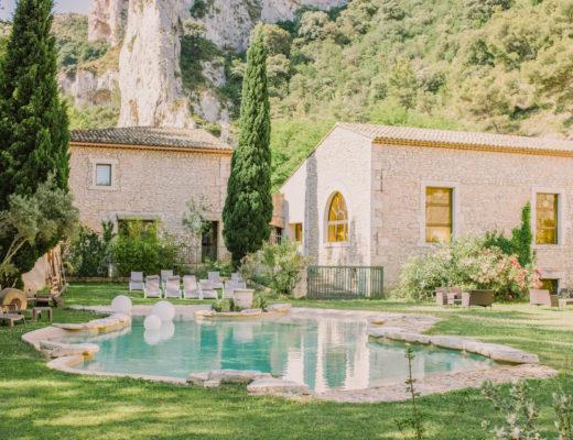 photographe de mariage au Domaine du Rocher à Orgon