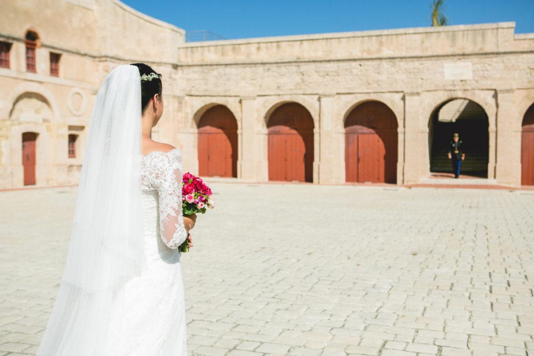 photographe de mariage au Fort Gantaume