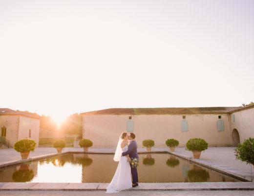 photographe de mariage au Château Val Joanis Pertuis Vaucluse Luberon Provenc
